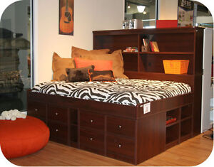 FALL SALE UP TO 40% OFF_KIDS BUNK&LOFT BEDS_SHIPPING CANADA WIDE Kitchener / Waterloo Kitchener Area image 6