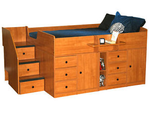 FALL SALE UP TO 40% OFF_KIDS BUNK&LOFT BEDS_SHIPPING CANADA WIDE Kitchener / Waterloo Kitchener Area image 4