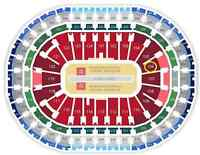 U2 Tickets Bell Centre Wed, June 17, 2015 - RED 2 x Section 106