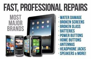 SMARTPHONE FAST SERVICE, TABLET, IPAD. LAPTOP REPAIR FOR A CHEAPER PRICE!
