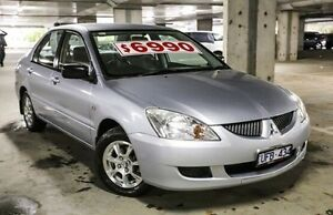 2005 Mitsubishi Lancer CH MY05 ES Silver 4 Speed Automatic Sedan Nunawading Whitehorse Area Preview