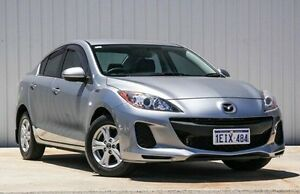 2013 Mazda 3 BL10F2 MY13 Neo Activematic Grey 5 Speed Sports Automatic Sedan Willetton Canning Area Preview