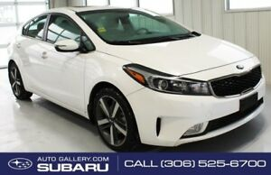 2017 Kia Forte EX | FULLY EQUIPPED | SUNROOF | ALLOY WHEELS | HE