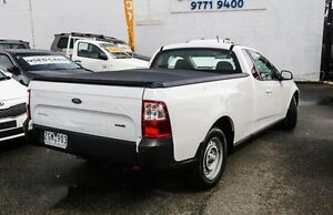 2012 Ford Falcon FG MkII EcoLPi Ute Super Cab White 6 Speed Sports Automatic Utility Dandenong Greater Dandenong Preview