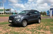 2018 Ford Ecosport BL Trend Grey 6 Speed Automatic Wagon Berrimah Darwin City Preview