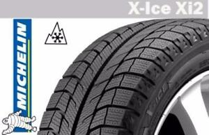 Brand new set of 4 winter tires P215/60R17 Michelin X-Ice2