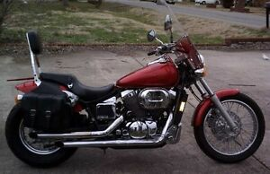 WANTED: Cobra exhaust for honda shadow spirit VT750DC