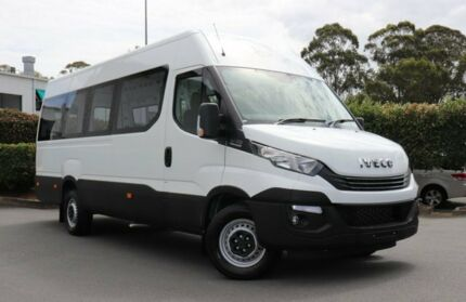 2017 Iveco DAILY 35-210 (MY 17) 35S MCA2014 35S21A8 V White LWB (4100MM) HI RWD Acacia Ridge Brisbane South West Preview