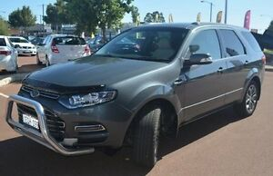 2014 Ford Territory SZ Titanium Seq Sport Shift Grey 6 Speed Sports Automatic Wagon Gosnells Gosnells Area Preview