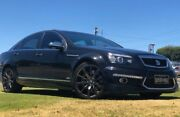 2012 Holden Special Vehicles Grange WM3 MY12 Black 6 Speed Auto Active Sequential Sedan Maddington Gosnells Area Preview