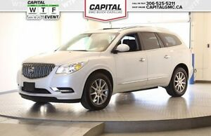 2016 Buick Enclave Leather AWD *Sunroof - Heated Seats - Backup  Regina Regina Area image 1