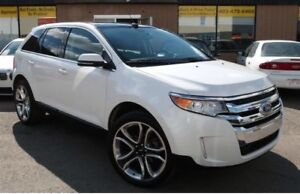 **2014 Ford Edge 3.5 Limited* SUV, Moonroof+ Leather+Navigation
