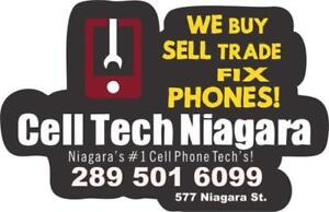 1Hour iPad Repair At Cell Tech Niagara We Fix All Models On The Spot Starting At 79.99$