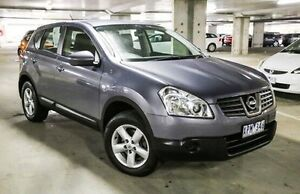 2009 Nissan Dualis J10 ST X-tronic AWD Grey 6 Speed Constant Variable Hatchback Nunawading Whitehorse Area Preview