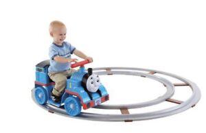 Ride on Thomas