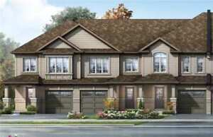 Gorgeous Semi Detach Size Like Townhome for Sale in Cambridge