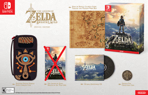 Zelda Special Edition Without Game