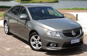 2012 Holden Cruze JH Series II MY13 SRi Grey 6 Speed Manual Sedan Glendalough Stirling Area Preview