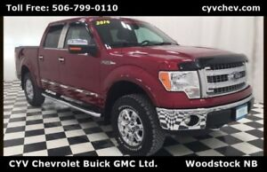 2014 Ford F-150 XLT with XTR Package - 5.0L & Tonneau Cover