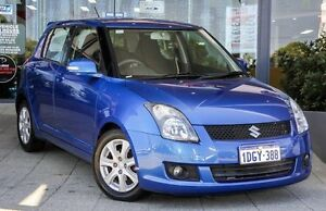 2010 Suzuki Swift RS415 RE4 Blue 5 Speed Manual Hatchback Myaree Melville Area Preview
