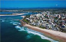 OCEAN VIEWS ROOM FOR RENT - KINGS BEACH UNIT Kings Beach Caloundra Area Preview