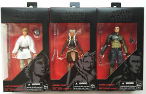 STAR WARS BLACK SERIES 4SALE - CIVIC MONDAY HAMILTON TOY SHOW