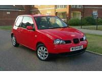 2004 Seat Arosa 1.0 S 3dr **F/S/H+2 OWNERS+LOW MILES+CLEAN**