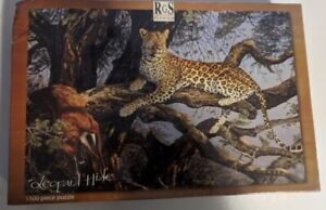 1500 piece puzzle of Africa animals (new in box)