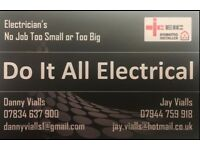 Do It All Electrical-we carry out all electrical works-24hr Call Outs