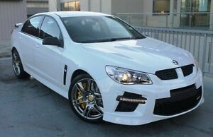2015 Holden Special Vehicles GTS GEN-F MY15 Heron White 6 Speed Sports Automatic Sedan West Perth Perth City Area Preview