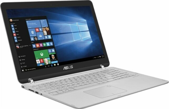 "Asus Q504U Intel Core I5 1TB 15.6"" Touch Screen Laptop 2in1"