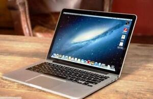 "Macbook Pro Retina 13"" 16Gb 500GB SSD Flash Seulement 1299$"