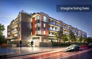 One Bed + Den For Sale in New Four Storey Boutique Condominium