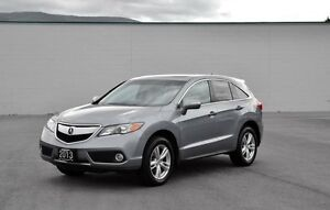2013 Acura RDX AWD/Technology Package