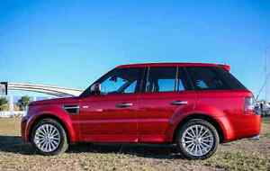 2010 Land Rover Range Rover Sport SUV **12 MONTH WARRANTY** Coopers Plains Brisbane South West Preview