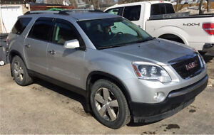2011 acadia for sale or trade