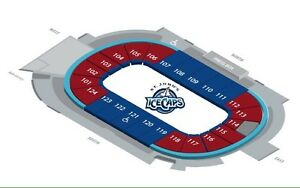 St. John's ice caps tickets for sale April Toronto Marlies