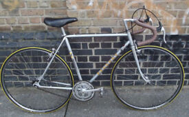 Vintage Singlespeed PEUGEOT frame size 21inch /53cm/, built with new parts Schwalbe tyres WARRANTY