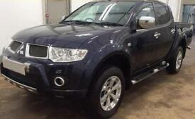 Mitsubishi L200 2.5DI-D CR 4WD FROM £51 PER WEEK!