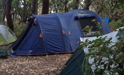 6 person tent Black Wolf Mojave SG6