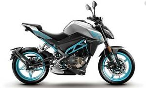 CF Moto 300NK ABS! 3 years warranty for limited time only! Homebush Strathfield Area Preview
