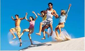 Sand Boarding Vouchers for 8 Adults $90 (or $12 each) @ Anna Bay Epping Ryde Area Preview