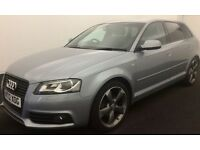 AUDI A3 SPORTBACK 2.0 - Bad Credit Specialist - No Credit Scoring Available