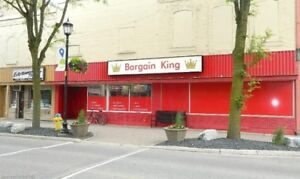Large Commercial Space Downtown Strathroy