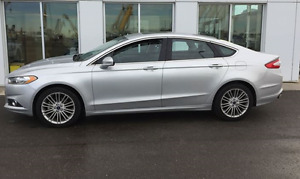 FULLY LOADED 2013 FORD FUSION SE AWD