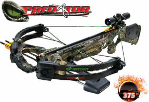 NEW-2012-BARNETT-PREDATOR-AVI-RED-DOT-CROSSBOW-PKG-375-FPS-78035
