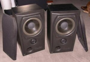 Mission 731 Bookshelf Speakers