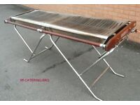 Cinders event barbecue 6ft...2 for sale