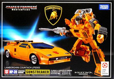 Transformers Masterpiece MP-39 Sunstreaker Action Figure Takara MP USA IN STOCK