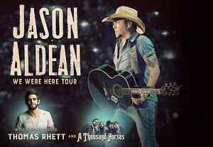Hot Summer Concert-★★ Jason Aldean, Thomas Rhett Fri May 13 7:30